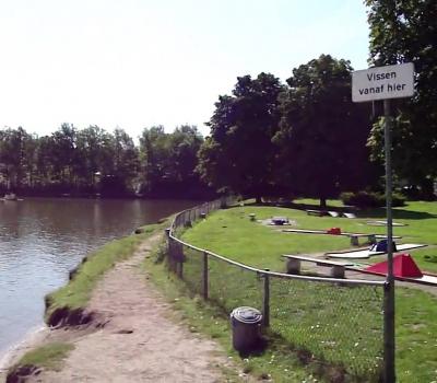 Uitslagen vis wedstrijd Bosbad Hoeven